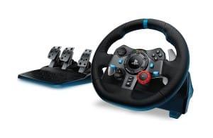 Logitech G29 Driving Force - G27's Successor