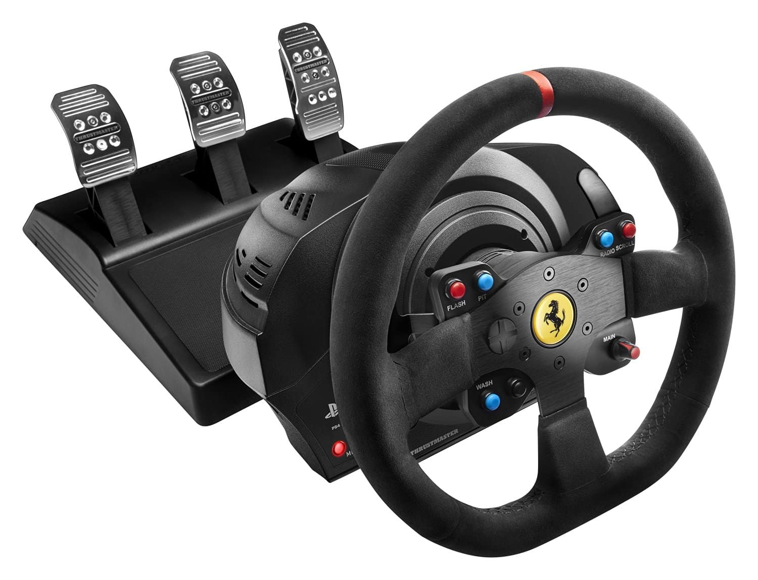 Steering wheel ps4