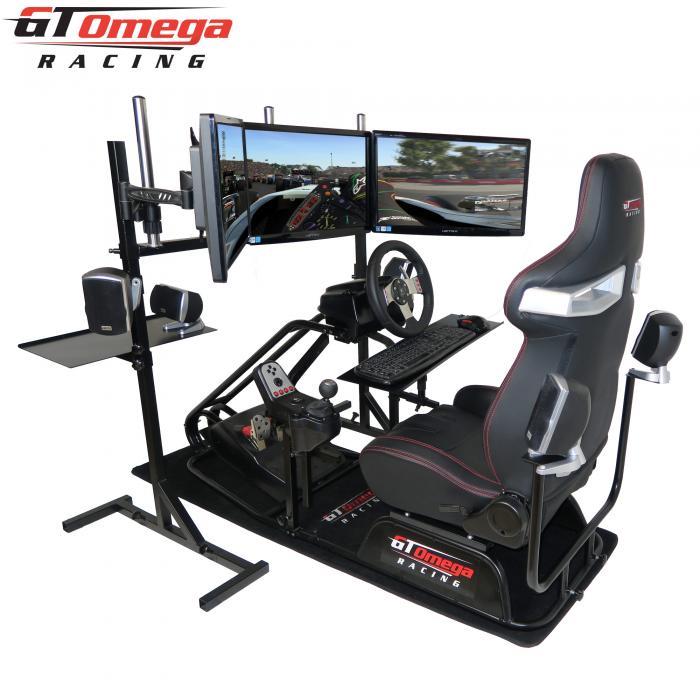 GT Omega Racing ...